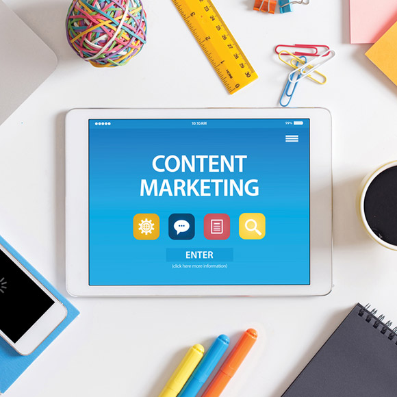 Pixyrs Softech Content Marketing Service